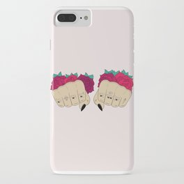Fists / GRL PWR iPhone Case