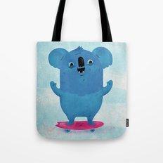 Kickflip Koala Tote Bag