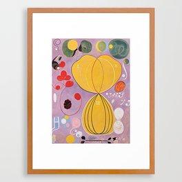 Hilma Af Klint Framed Art Print