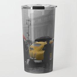 Yellow Cabs New York 3 Travel Mug