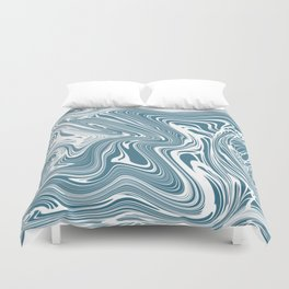 Abstract 302 Duvet Cover