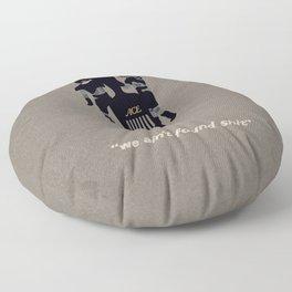 Spaceballs: Combing the Desert Floor Pillow