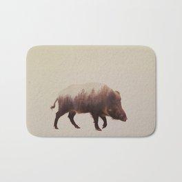 Wild Boar (Veluwe V3 Bath Mat