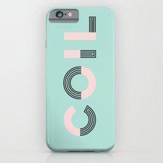 COIL Slim Case iPhone 6s