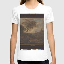 Jan van Huysum - Italiaans Landschap T-shirt