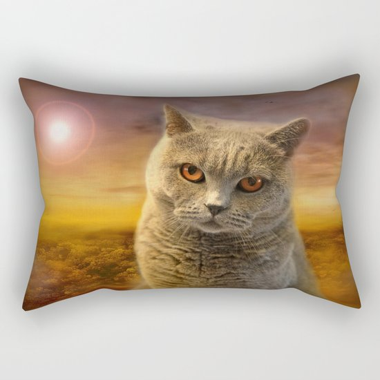 Nice Day Diesel Rectangular Pillow