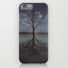 Mirrored Reality iPhone Case