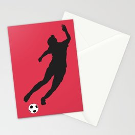What a Kicker Stationery Cards