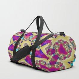 Guardians Of The Void Mandala 13 Duffle Bag