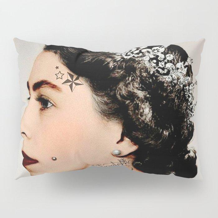 Rebel Queen Pillow Sham