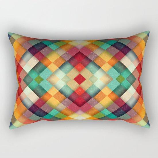 Time Between Rectangular Pillow