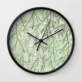 Pine mania Wall Clock