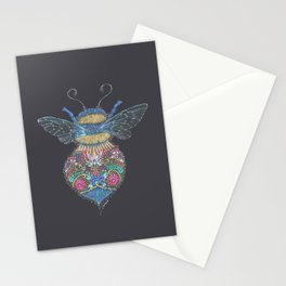 Bee Totem Stationery Cards
