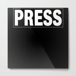 Press Metal Print