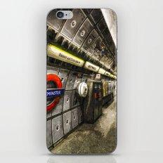 Going Underground Art iPhone & iPod Skin