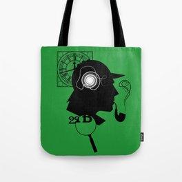 Sherlock Holmes Tote Bag