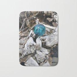 Newkowin Oregon - Ocean Driftwood Bath Mat
