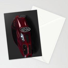 Jaguar XE Stationery Cards