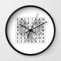 warhammer Wall Clocks featuring Cypher, Warhammer 40K by ZsaMo Design