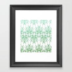 My Botanical Garden Framed Art Print