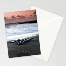 Sunset on the Rocks Stationery Cards