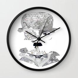 C. Chaplin Wall Clock