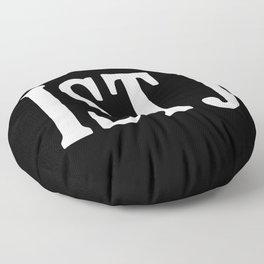 ISTJ Floor Pillow
