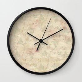 Textured #02 Wall Clock