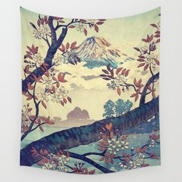 Suidi the Heights Wall Tapestry