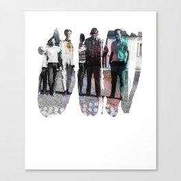 GROUP// Canvas Print