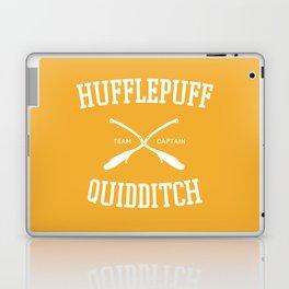 Hogwarts Quidditch Team: Hufflepuff Laptop & iPad Skin