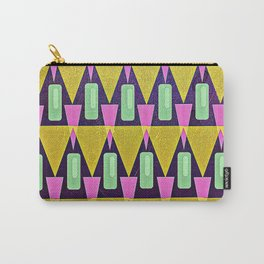 Velas pattern Carry-All Pouch