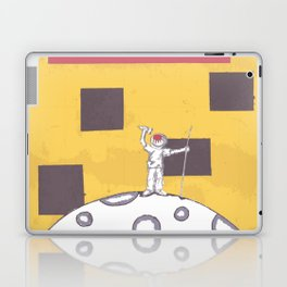 Moon Man Laptop & iPad Skin