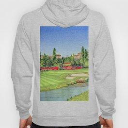 The Bridges Golf Course Rancho Santa Fe 18th Hole Hoody