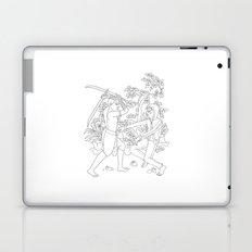 Daab Song Meu Laptop & iPad Skin