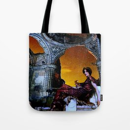 The Night of Forgotten Songs Tote Bag