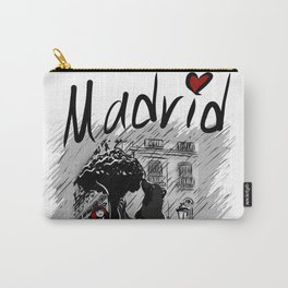 Madrid - Travel Serie Carry-All Pouch