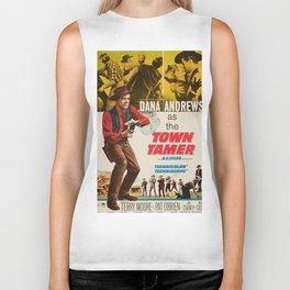 Town Tamer Biker Tank