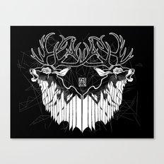 Undo Your Mind Canvas Print
