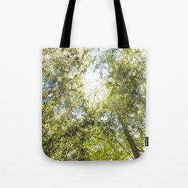 Serenity Skywards Tote Bag