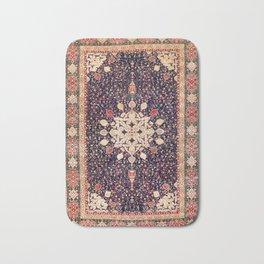 Agra North Indian Rug Print Bath Mat