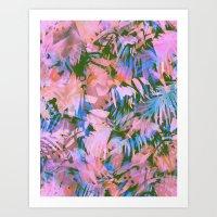 Sanu Jaun {f} Art Print