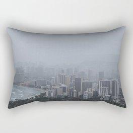 gloomy hawaii Rectangular Pillow