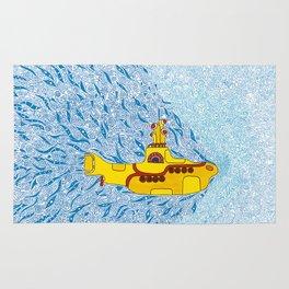 My Yellow Submarine Rug