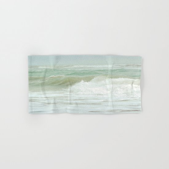 Sea Green Hand & Bath Towel