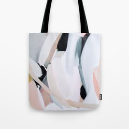 Abstract Brush Strokes, I Tote Bag