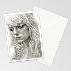 Emma Stone / Samantha Thomson / Birdman Stationery Cards