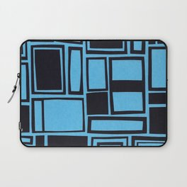 Windows & Frames - Blue Laptop Sleeve