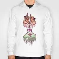 the last of us Hoodies featuring The Last of Us by Scott A. Ford