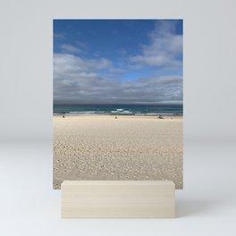 Classic Bondi Beach Oz Mini Art Print